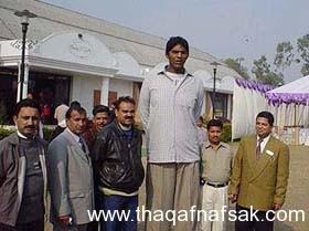 أطول رجال . ثقف نفسك 6