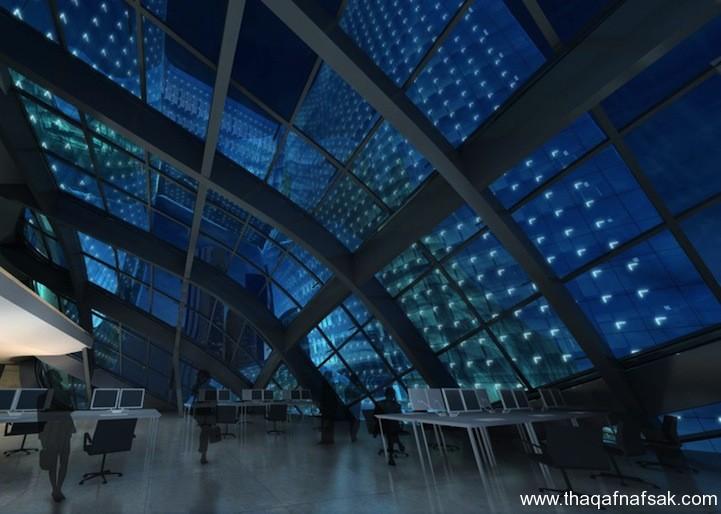 البرج العائم بدبي ثقف نفسك 7 البرج العائم بدبي ..... تصميم هندسي مدهش