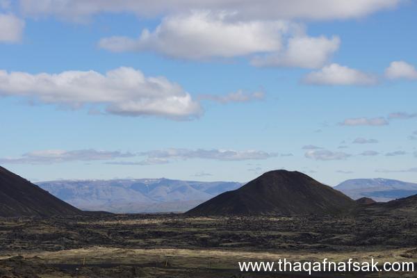 البركان الوحيد على الأرض الذي يمكنك أن تدخله البركان-ال�