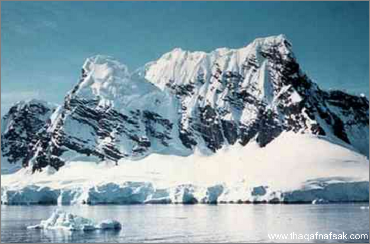 لماذا لا نستطيع العيش بالقارة القطبية الجنوبية (أنتراكتيكا) القارة-الق�