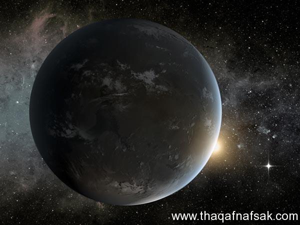 الكواكب الأكثر شبها بالأرض، ثقف نفسك 1