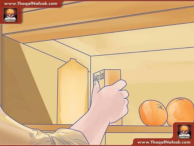 تنظيف المطبخ بالصور 10