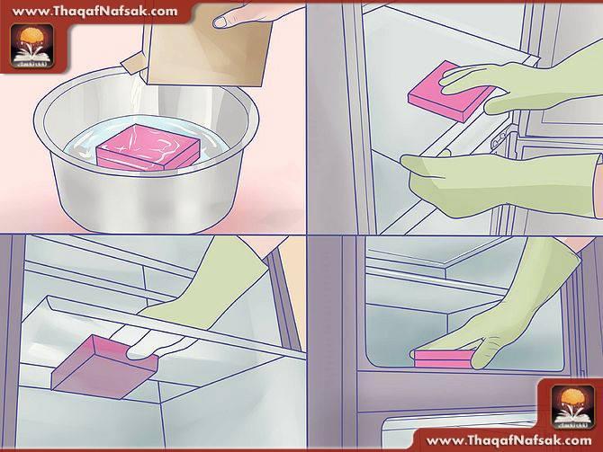 تنظيف المطبخ بالصور 7