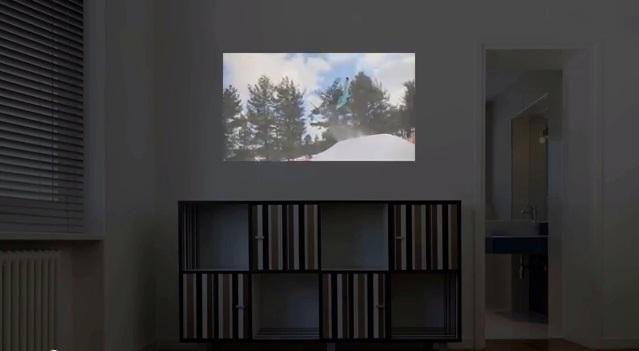 جهاز عرض داتاشو للايفون datashow