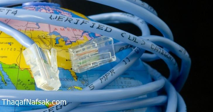 قائمة بالدول التي توفر أسرع انترنت في العالم سرعات-الإن�