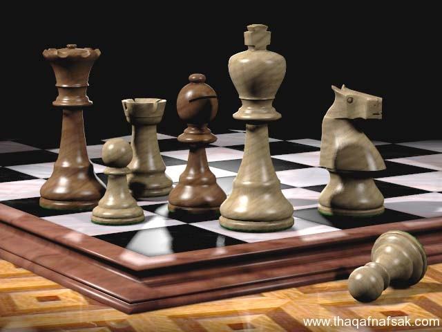 شطرنج . ثقف نفسك 444