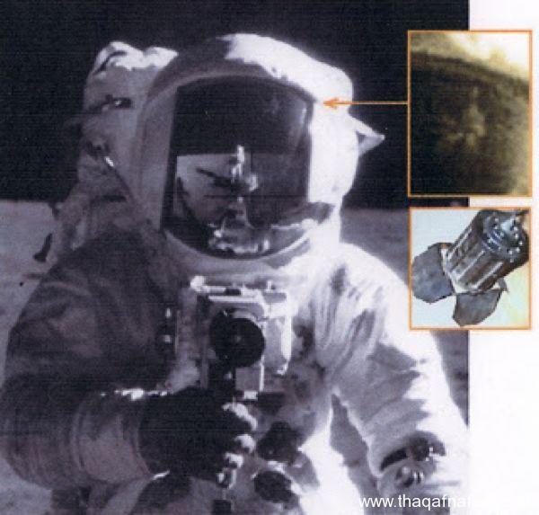 صور الهبوط على القمر . ثقف نفسك 5