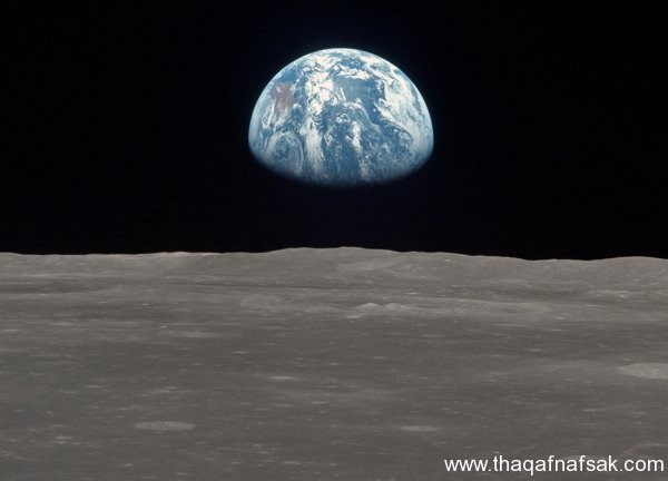 صور الهبوط على القمر . ثقف نفسك 7