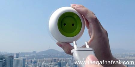 قابل كهرباء يعمل بالطاقة الشمسية، ثقف نفسك 1