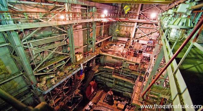 بالصور شاهد مختبر الصواريخ الروسي 5