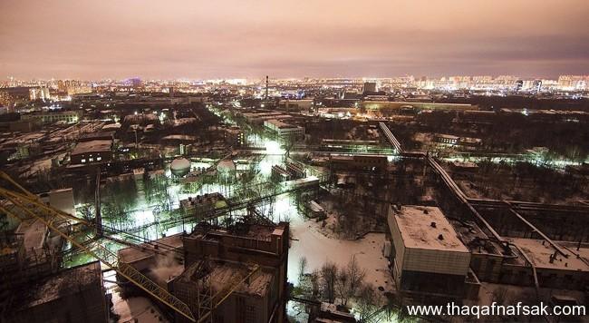 بالصور شاهد مختبر الصواريخ الروسي 7