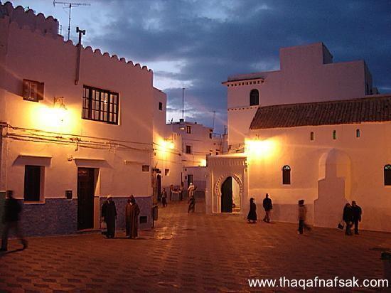 مدينة أصيلة المغربية، ثقف نفسك 10