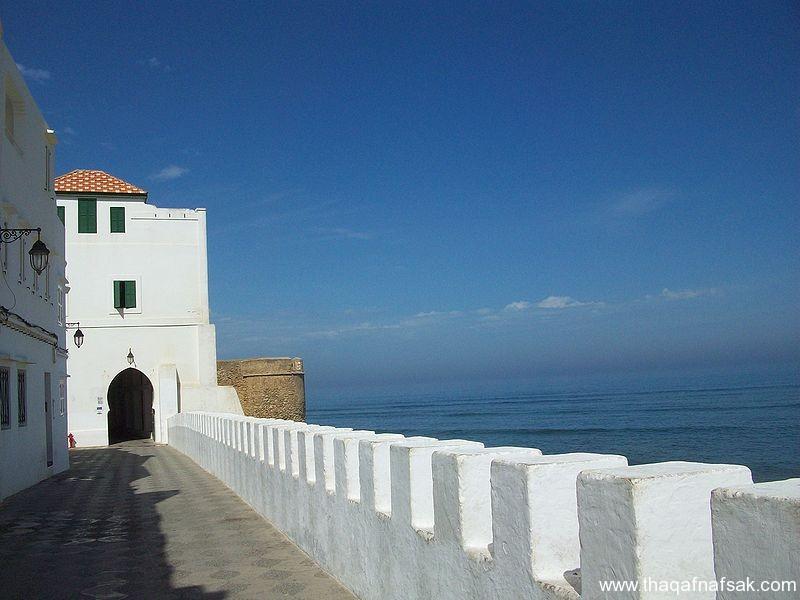مدينة أصيلة المغربية، ثقف نفسك 4