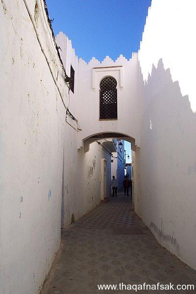 مدينة أصيلة المغربية، ثقف نفسك 6