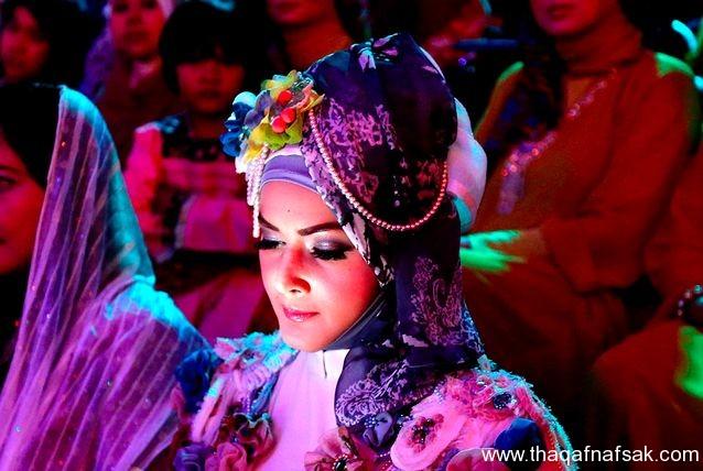 ملكة جمال المسلمين، ثقف نفسك 1 ملكة جمال المسلمين بدلًا من ملكة جمال العالم