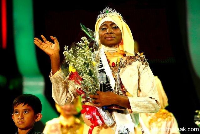 ملكة جمال المسلمين، ثقف نفسك 12 ملكة جمال المسلمين بدلًا من ملكة جمال العالم
