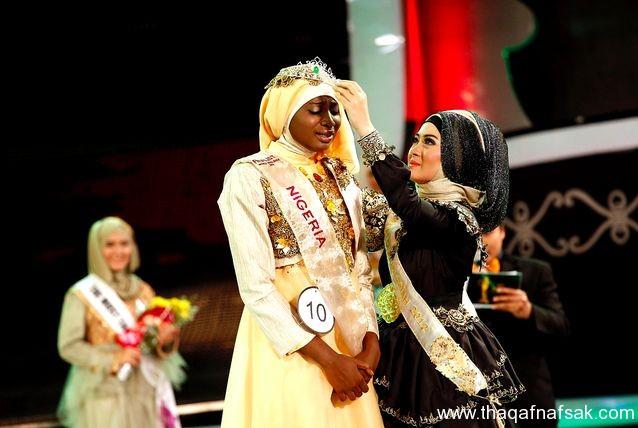 ملكة جمال المسلمين، ثقف نفسك 2 ملكة جمال المسلمين بدلًا من ملكة جمال العالم