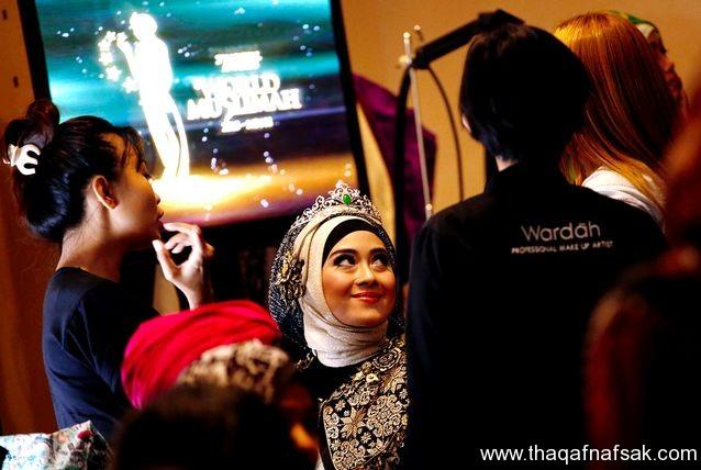 ملكة جمال المسلمين، ثقف نفسك 5 ملكة جمال المسلمين بدلًا من ملكة جمال العالم