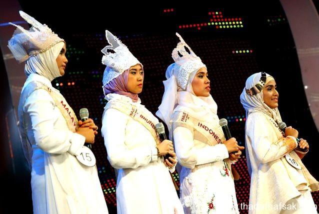 ملكة جمال المسلمين، ثقف نفسك 7 ملكة جمال المسلمين بدلًا من ملكة جمال العالم