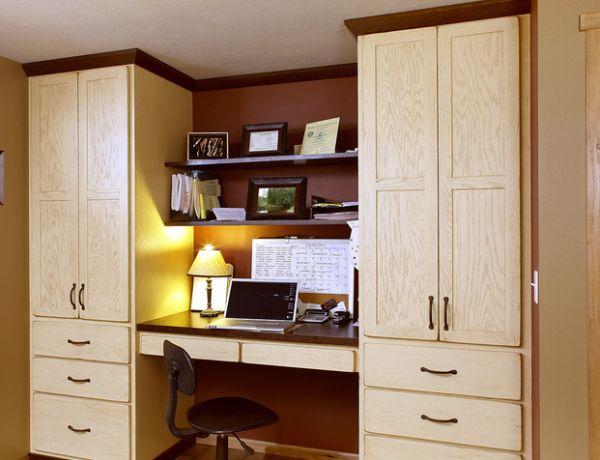 Interior Design Space Between Furniture ~ أفكار تصميم غرف المكتب في المساحات الصغيرة ثقف نفسك