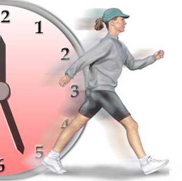 رياضة المشي- ثقف نفسك 2