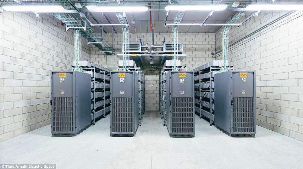 مراكز التحكم في الإنترنت