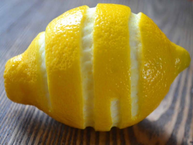 قشر الليمون 2