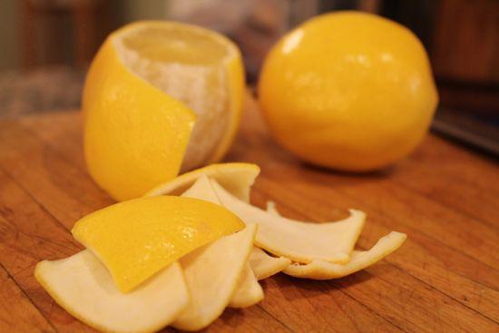 قشر الليمون 7