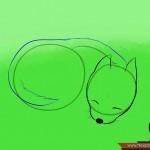 كيفية رسم كلب كرتوني بأوضاع وأشكال مختلفة بالصور 10449555_74668977536
