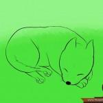 كيفية رسم كلب كرتوني بأوضاع وأشكال مختلفة بالصور 10449557_74669014870