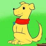 كيفية رسم كلب كرتوني بأوضاع وأشكال مختلفة بالصور 10476442_74668942203