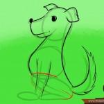 كيفية رسم كلب كرتوني بأوضاع وأشكال مختلفة بالصور 10476480_74668897536