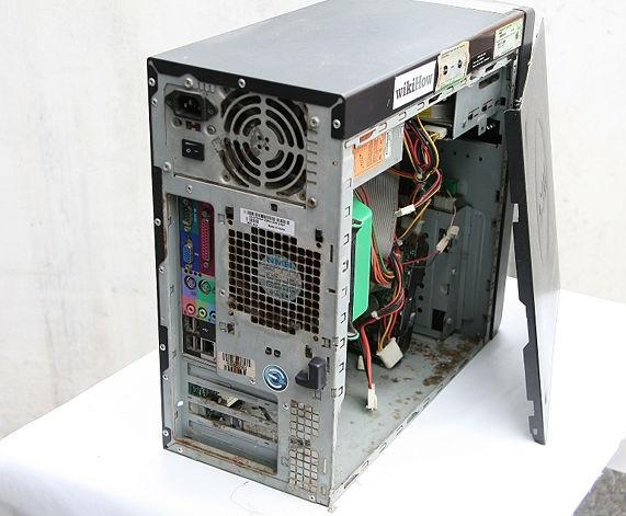 بالصور .. كيف تنظف مروحة الكمبيوتر الخاص بك : 670px-Clean-a-Cpu-Fa