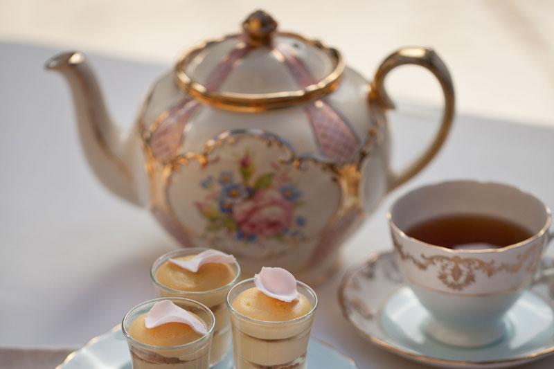 Enlish Rose Tea Room