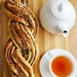 طريقه عمل خبز التمر المضفر الشهى والمغذى