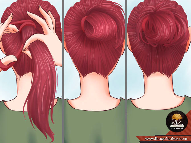 Medium hairstyles for teenage girls