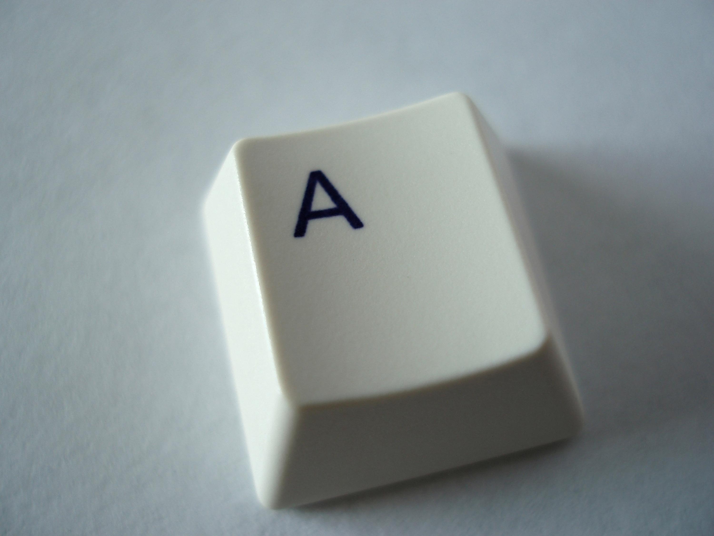 خلفيات حرف A a  لسطح المكتب letter_a_key.jpg