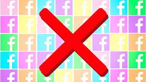 تغير لون الفيس بوك