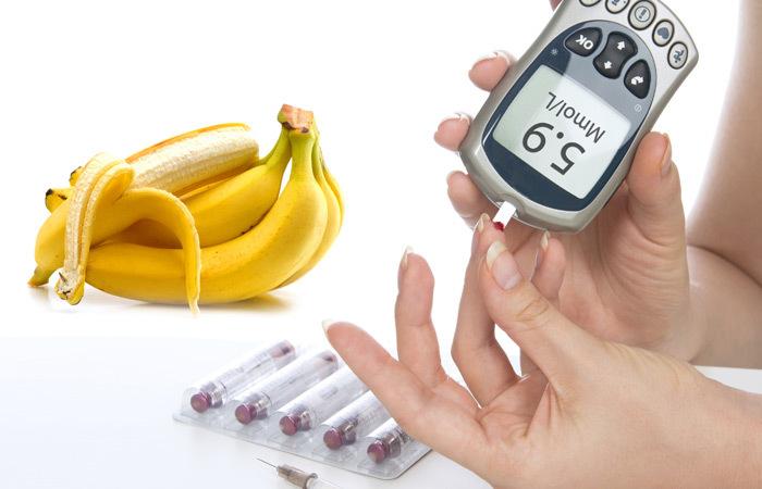 هل الموز جيد لمرضى السكر