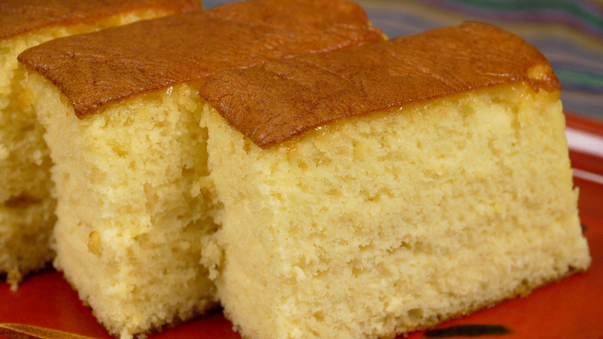 Basic Recipe Of Butter Cake