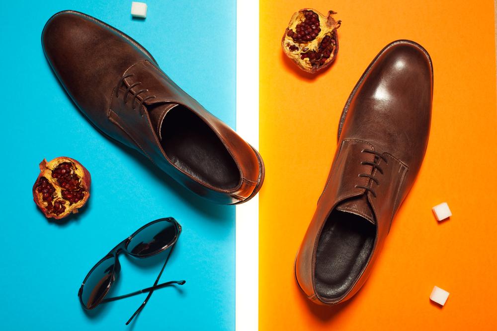 كيف تختار لون الحذاء