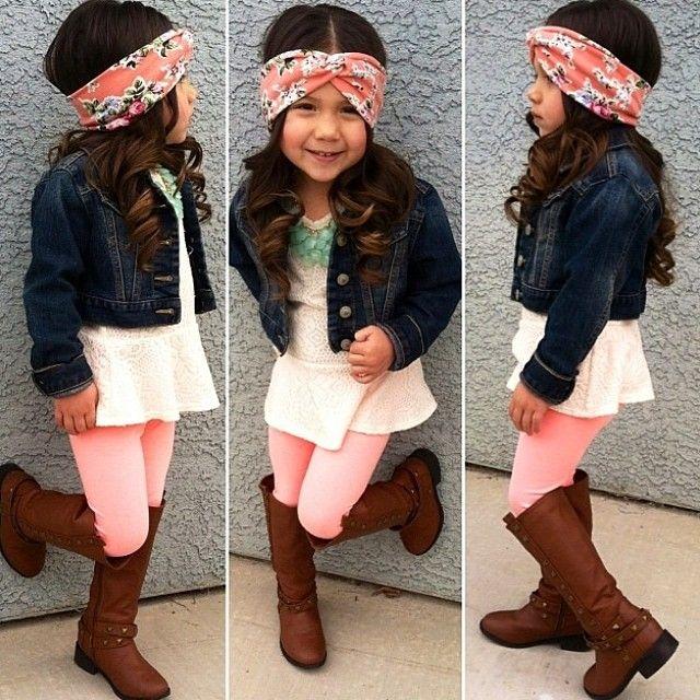 أشيك أزياء و ملابس اطفال ٢٠١٥ لشتاء أكثر دفئاً لهم