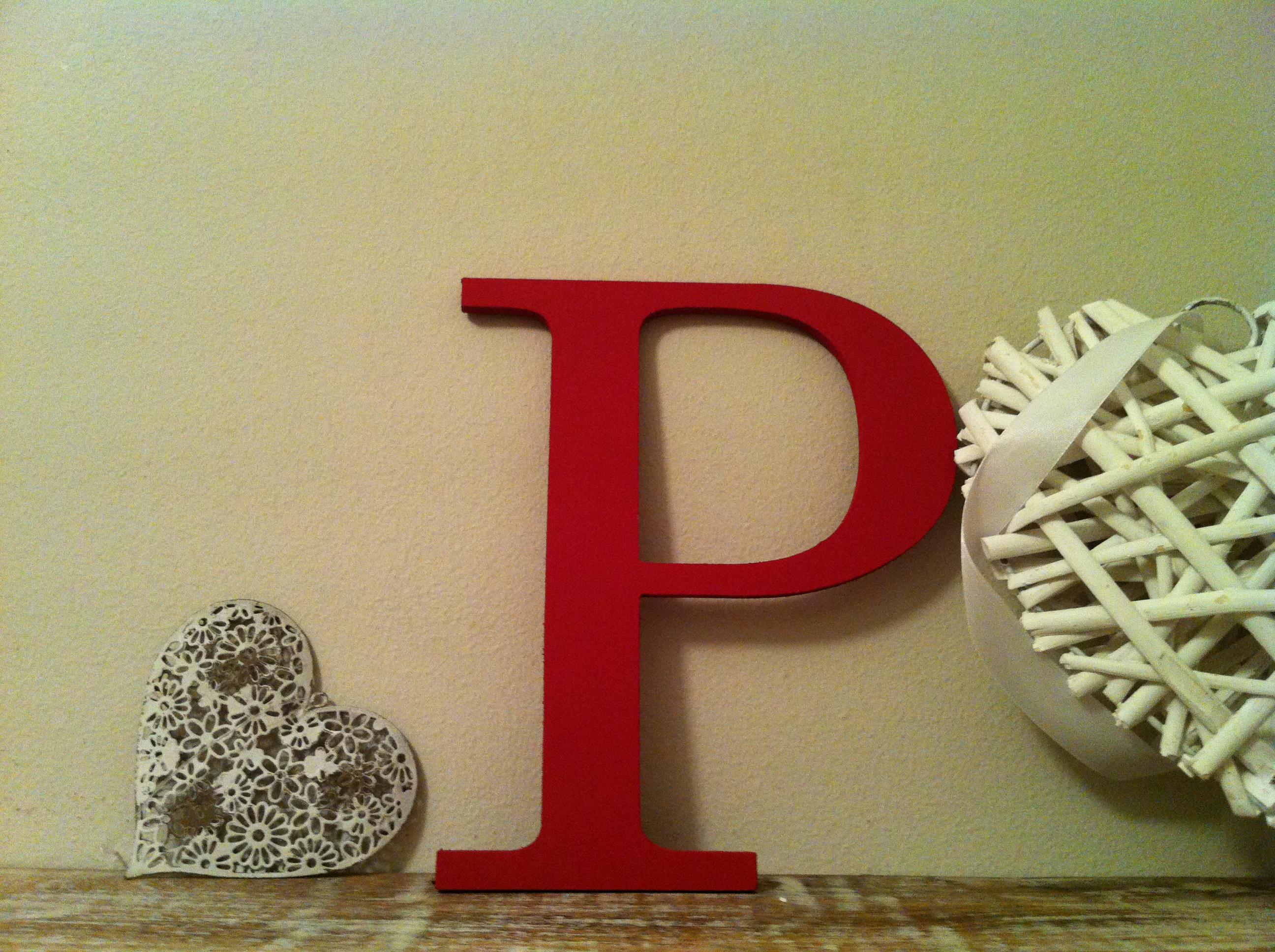 خلفيات حرف p