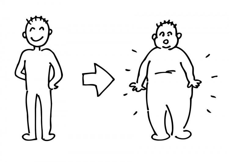 هل تعاني من النحافة الزائدة ؟ إليك كيف تزيد وزنك طبيعيا