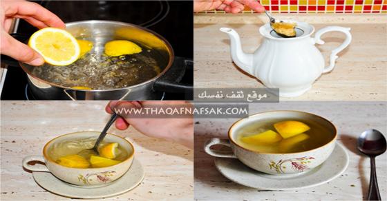 العسل-والليمون