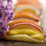 بالصور طريقة عمل تارت الخوخ ذات الطعم المميز تارت-الخوخ-