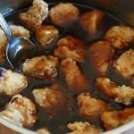 الدجاج بالعسل و السمسم وصفة بالصور إستمتعي-بع�