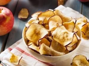 شيبس التفاح