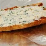 طريقة عمل توست الجبن الكريمي بالثوم ، طعم رائع 12