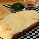 طريقة عمل توست الجبن الكريمي بالثوم ، طعم رائع 4